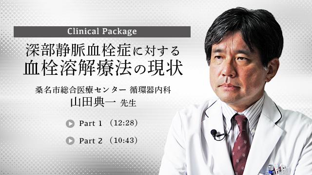 深部静脈血栓症に対するカテーテル血栓溶解療法の現状